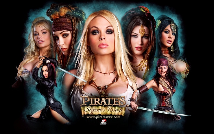 Digital Playground: Pirates II - Stagnetti's Revenge